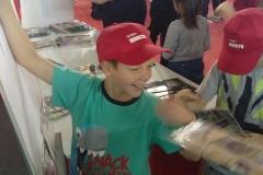 SAJAM MEDIJA 2018: I najmlađi čitaoci Enigme su rešavali skandinavku