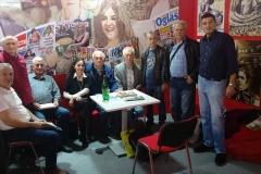 SAJAM MEDIJA 2018: Deo naših enigmata na štandu Enigme, s urednikom Vučinićem