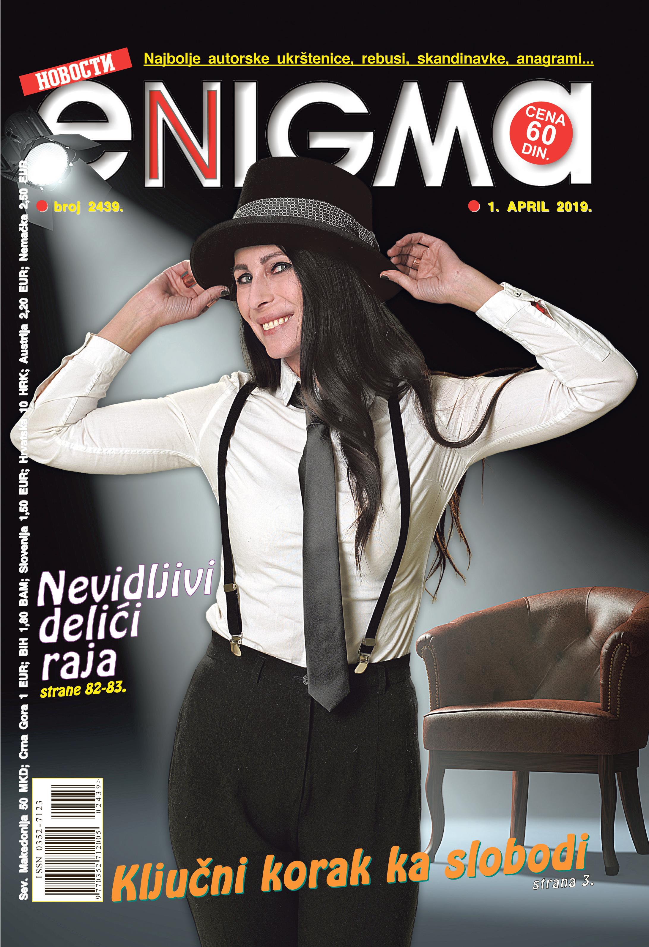 ENIGMA naslovna 2439