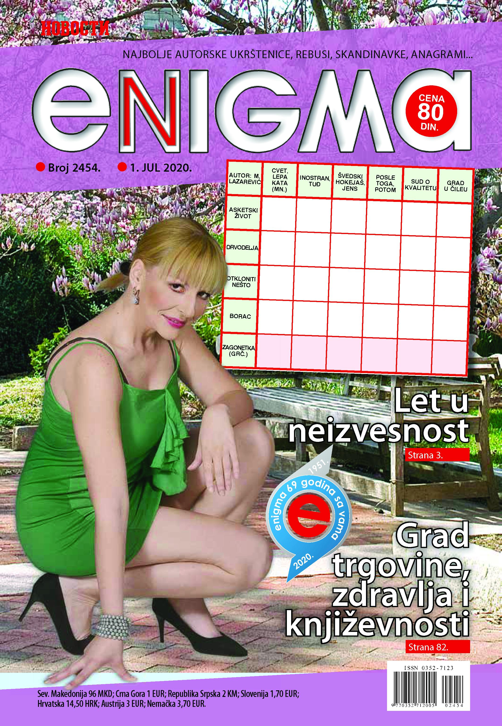 ENIGMA 2454
