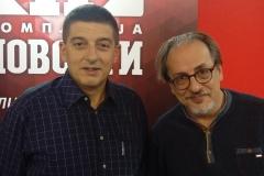 SAJAM MEDIJA 2018: Urednik Enigme Nebojša Vučinić sa Vojom Žanetićem